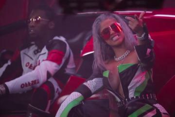 motor sport migos Feat. Nicki Minaj & Cardi B