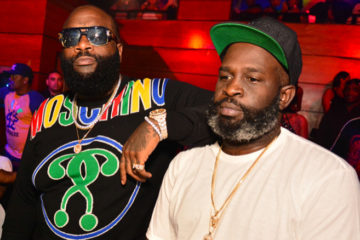 rick ross black bo