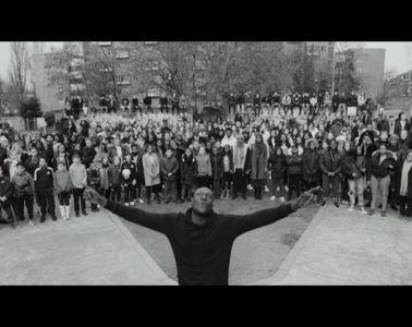 """Stormzy Feat. MNEK """"Blinded By Your Grace (pt. 2)"""" Video"""
