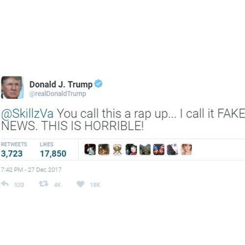 "Skillz ""2017 Rap Up"""