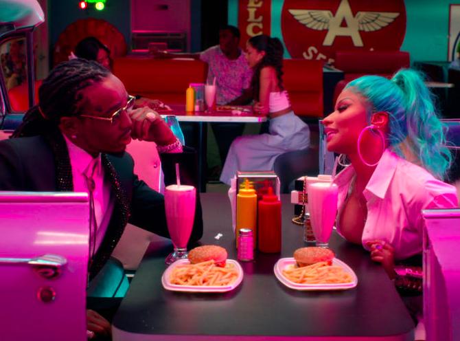 Quavo & Nicki Minaj