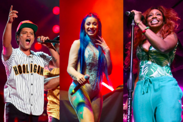 Bruno Mars, Cardi B, SZA & Logic to Perform at 2018 GRAMMYs
