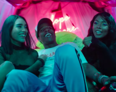 """Famous Dex Feat. A$AP Rocky """"Pick It Up"""""""