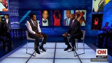 JAY-Z Discusses Donald Trump, Fatherhood, '4:44′ Album, Beyoncé & More on 'The Van Jones Show'