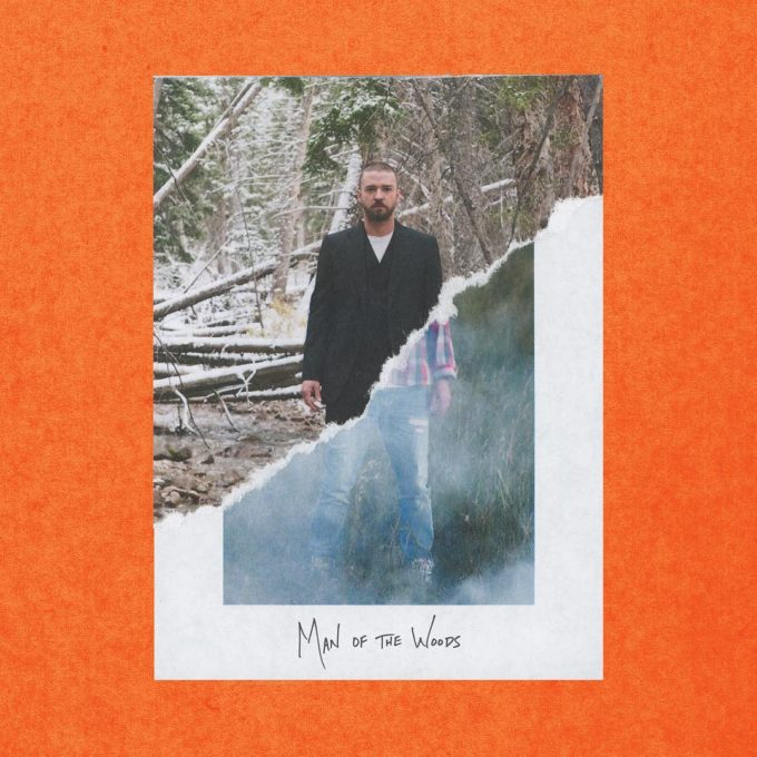 Justin Timberlake 'Man of the Woods'