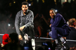 The Weeknd & Kendrick Lamar