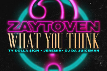 Feat. Ty Dolla Sign, Jeremih & OJ Da Juiceman