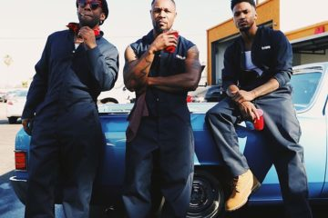 Tank Feat. Ty Dolla Sign & Trey Songz