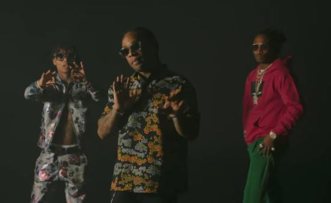 """Ty Dolla Sign Feat. Future & Swae Lee """"Don't Judge Me"""" Video"""