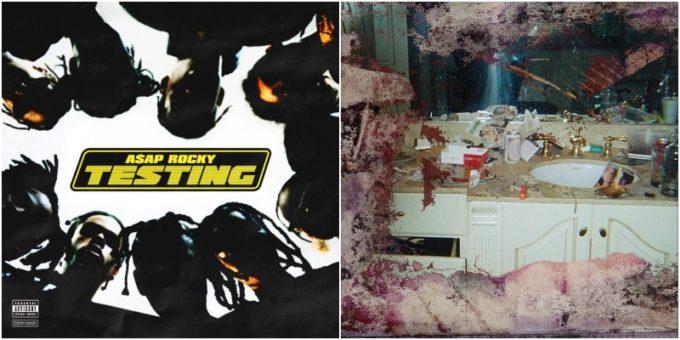 "First Week Sales: ASAP Rocky ""TESTING"" & Pusha T ""DAYTONA"""