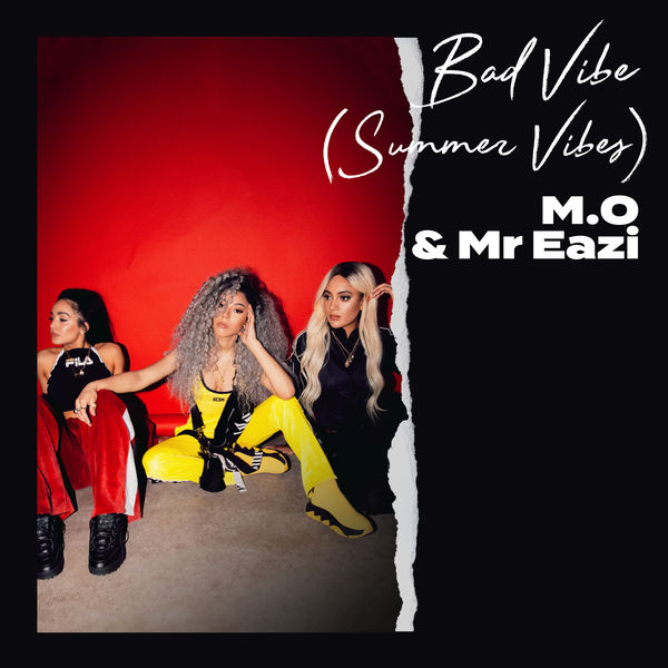 """M.O Taps Mr Eazi for New Version of """"Bad Vibe (Summer Vibes)"""""""
