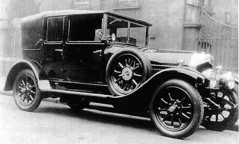 1920s coupe tom s car