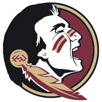 Yes We Much Preferred The Old Florida State Logo That Didnt Look Like A Screaming Elvis But FSUs New Circa 2014 Looks Enough One To