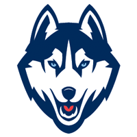 14 UConn The Logo Is Exactly Way A Stylized Animal Should Look Like Sharpness Of Lines Give An Aggressive Feel Along With
