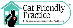 Certified Cat Friendly Practice logo