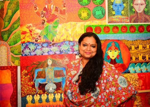 Pragati Sharma Mohanty - Artwork 1
