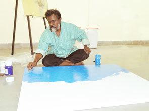 Raju Durshettiwar - Artwork 2
