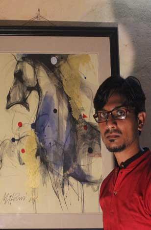 Artist - Mithun Dutta
