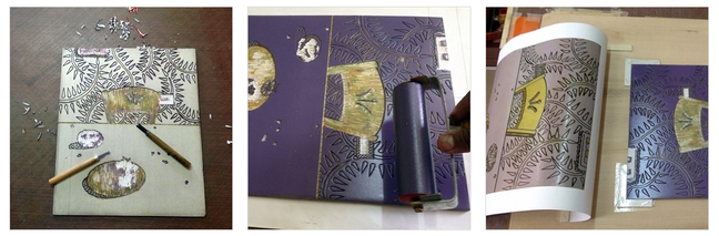3sept printmaking i