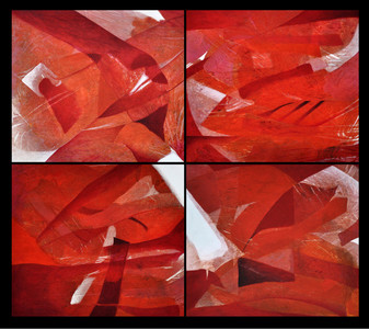 Abstract Art Painting for Home Decoration by Indian Artist Anand Prakash