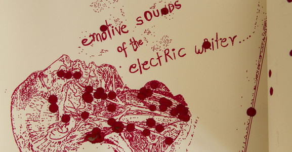 3aug emotive sounds of the electric writer