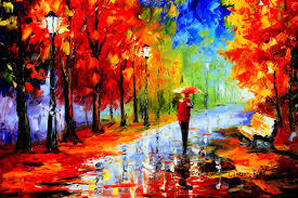 Choosing and Displaying Paintings for Home Decoration