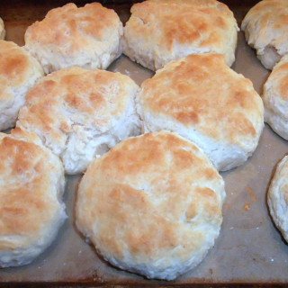 Southern Style Biscuits