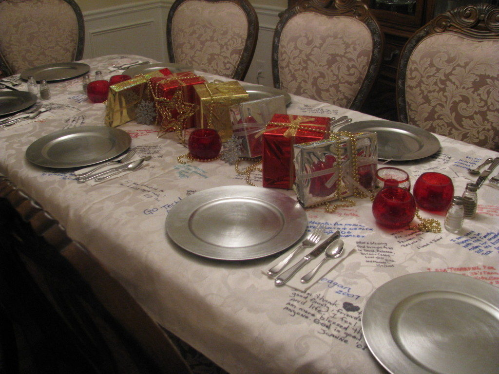Dinner party ideas and menus for casual or formal occasions.