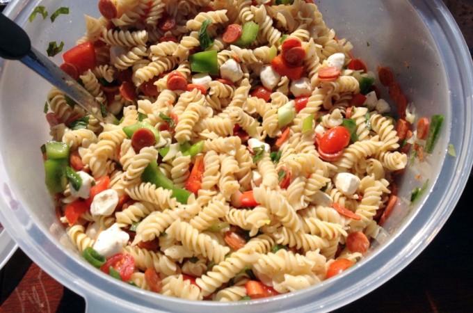pastasaladpizza