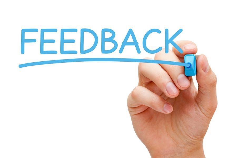 feedback no trabalho