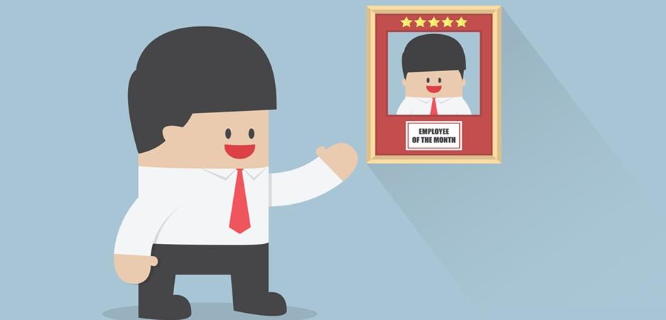 Aprenda a como definir os critérios para escolher o funcionário do mês