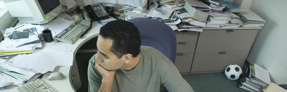 arrume a bagunça na sua empresa