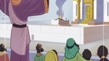 12 3 Solomon Built The Temple