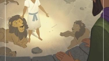 16 3 Daniel In The Lions Den