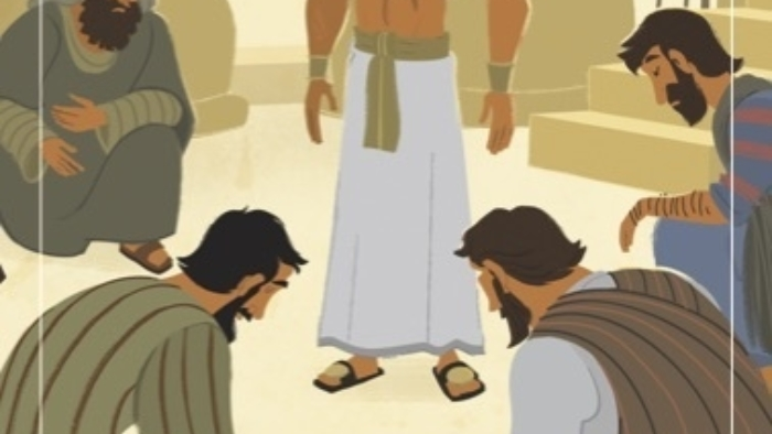 Joseph Saved His Family