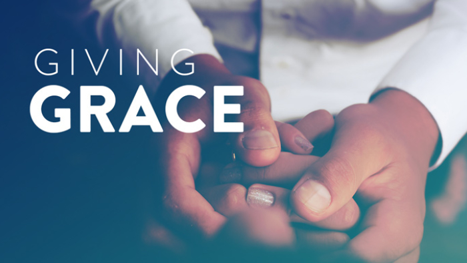 Giving Grace Blog