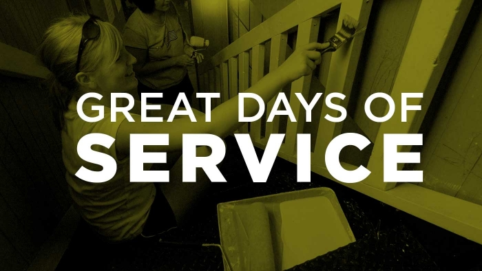 Great Days Of Service 700X394