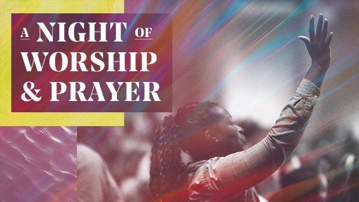 Night Of Worship And Prayer Compressor