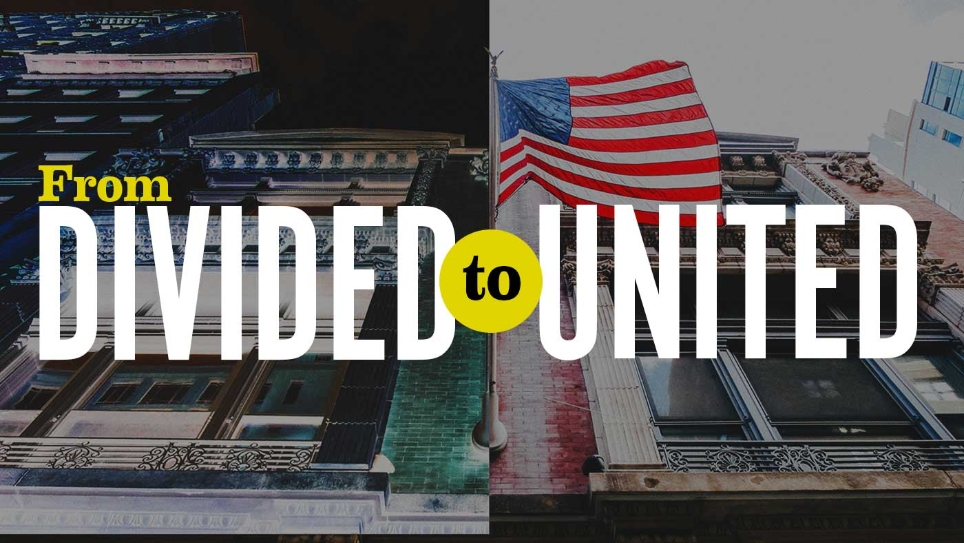 From Divided to United