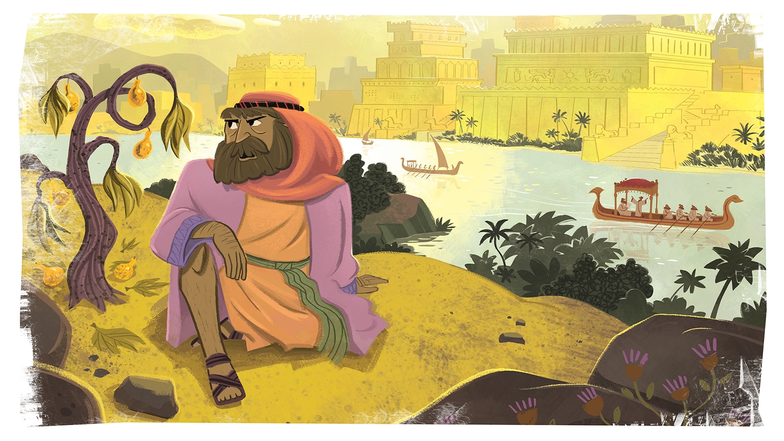14 1 Bible Story Picrures