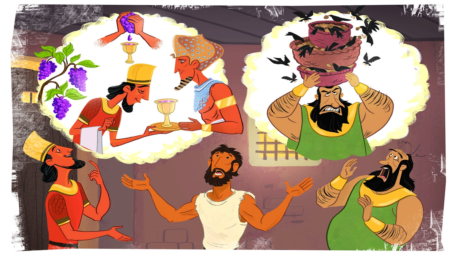 4 2 Bible Story Picture