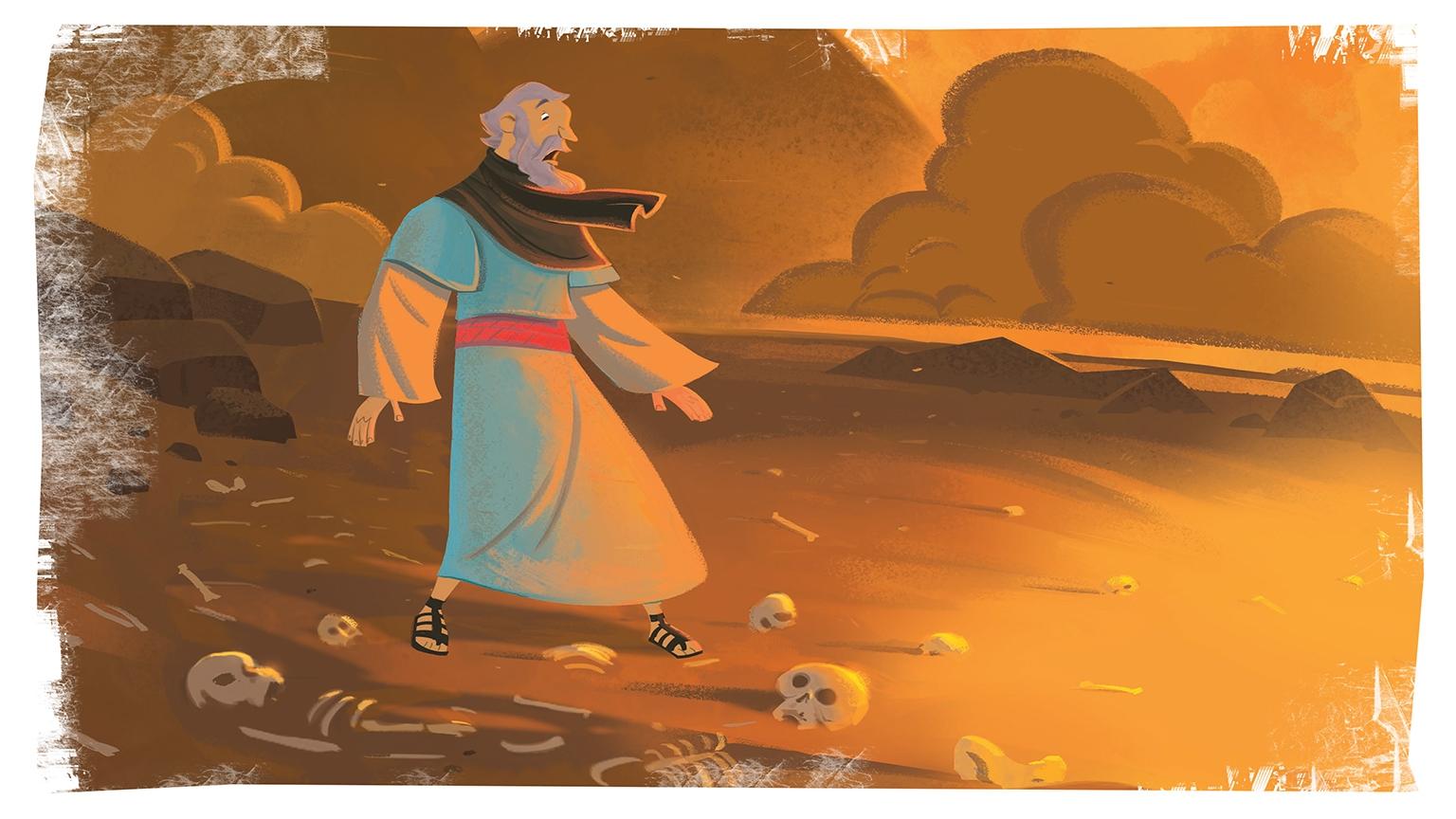 Ezekiel Brings Hope