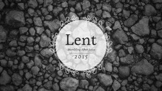 Lent 2015 700X394