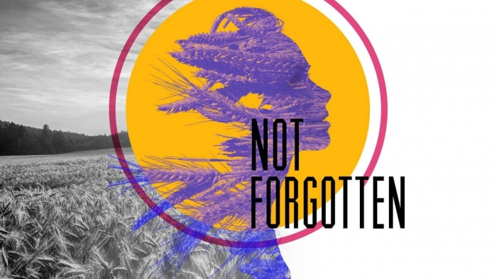 Not Forgotten Series Page Header 180X700