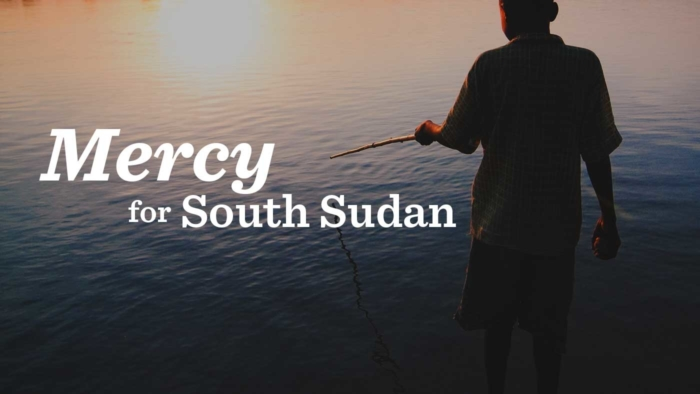 Mercy For South Sudan 700X394