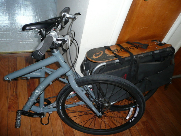 Kinetic Bike Trainer >> Folding Cargo Bike « Singletrack Forum