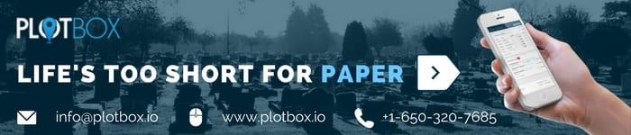 Plot Box: Life's too short for Paper