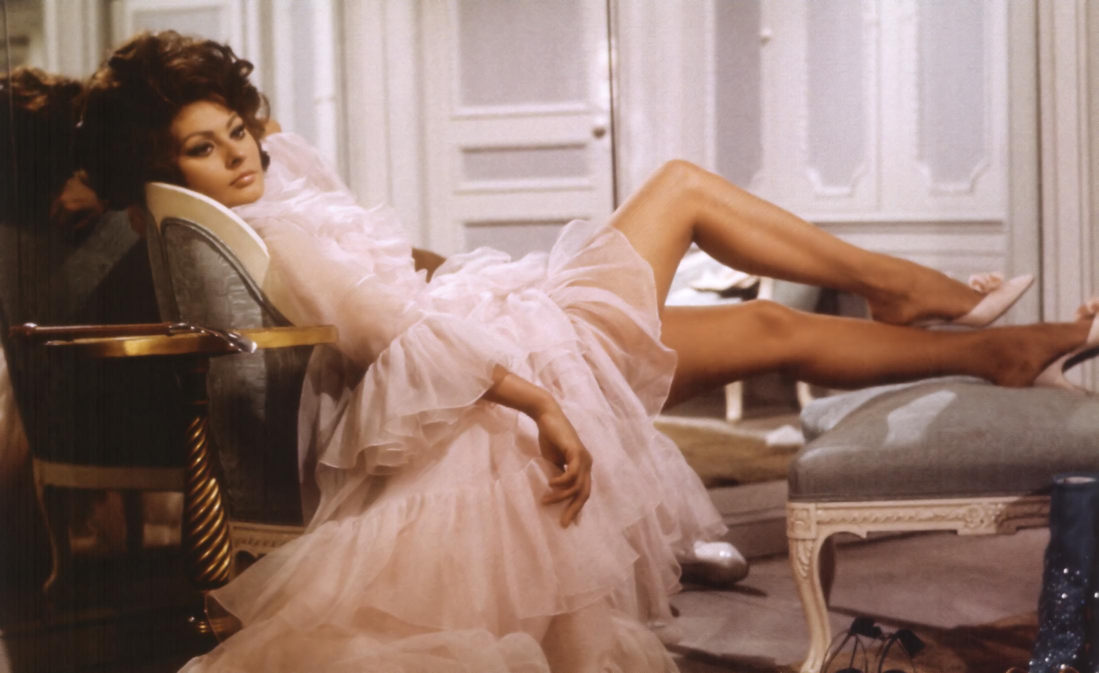 Sophia Loren Iconhouse