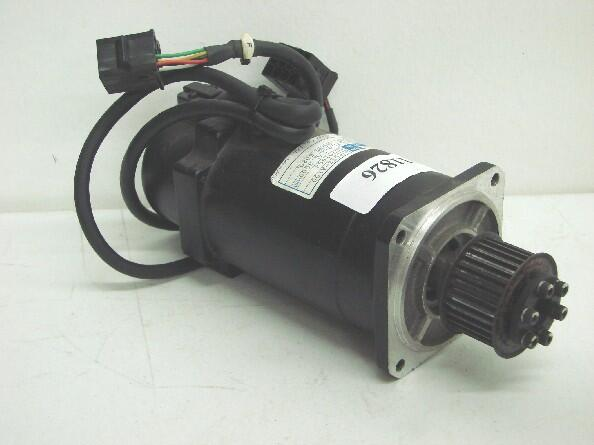 Waco Ac Servo Motor Bnr075 A100 Used 11826 Ebay