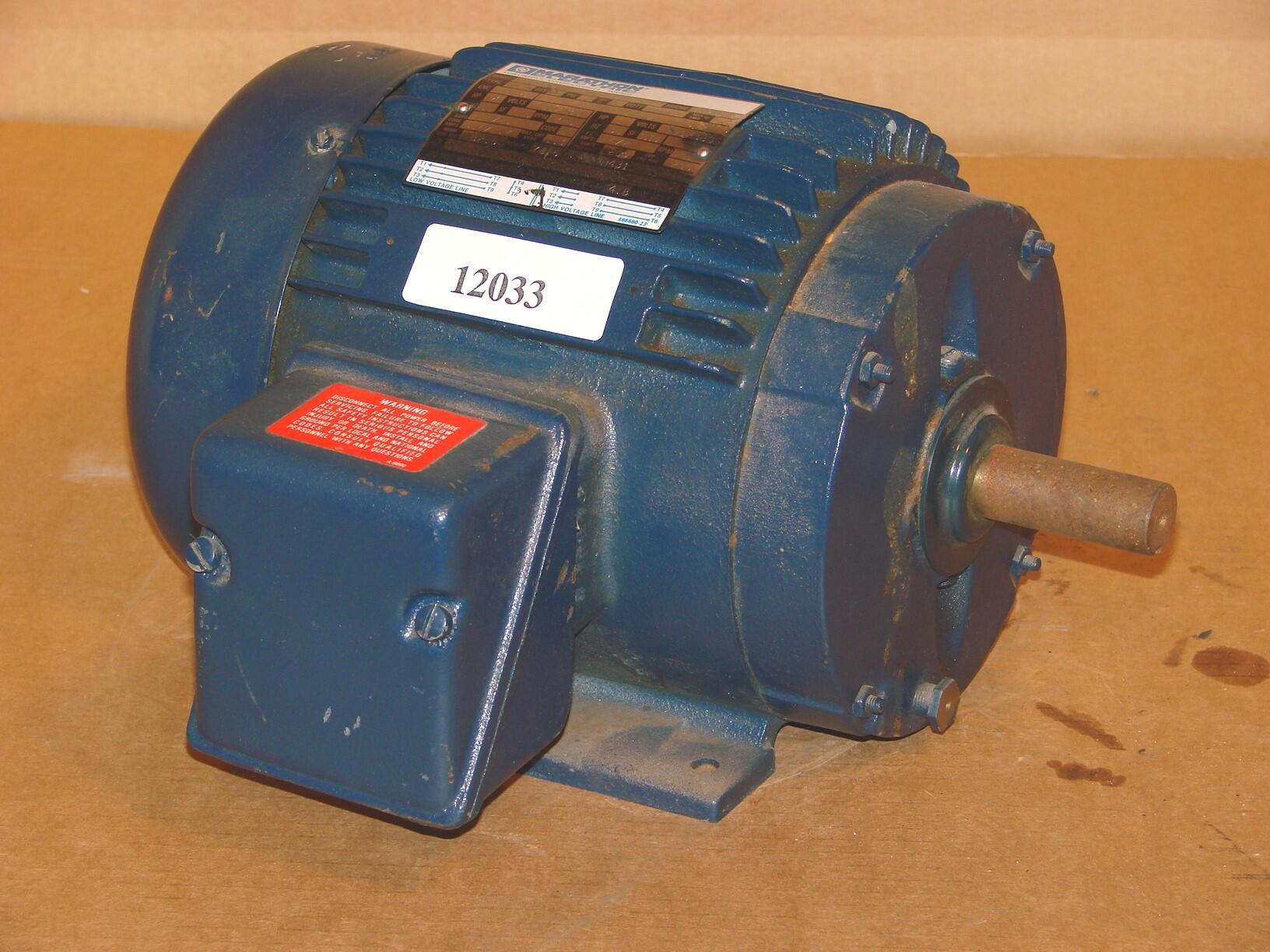 Marathon Electric Ud 145ttfs8026ab W Ideal Machinery Inc